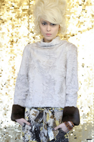 Ready to wear Fall Winter 2011 Chris Benz New York February 2012